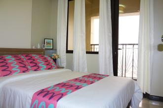 1 Bedroom Condo for Rent in Admiral Bay Suites Malate Manila