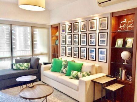 2BR Fresh Unit for Lease at Joya Lofts and Towers Makati
