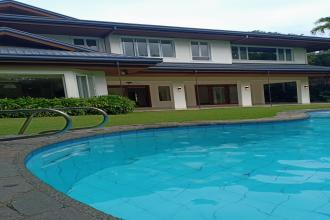 Ayala Alabang 4 Bedroom Den Beautiful House for Rent
