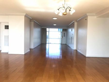 Semi Furnished 3 Bedroom Unit at Pacific Plaza for Rent