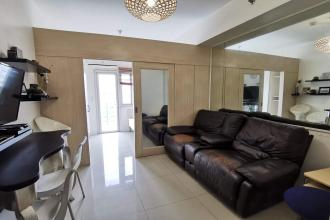 Fully Furnished 1BR with Balcony for Rent at Light Residences