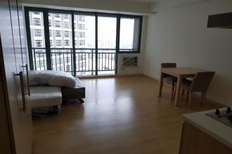 Furnished Studio Condo near MRT Shaw and Shanrila Mall