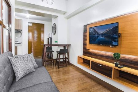 1BR Fully Furnished Unit at Pines Peak Tower Mandaluyong