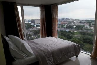 1BR Deluxe Sea View for Rent at Breeze Residences Pasay