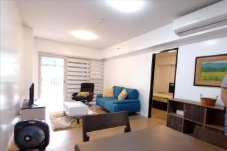 1BR Furnished with Balcony and Garden at One Maridien