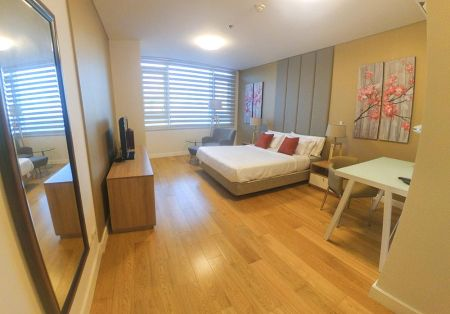 2BR Corner Unit with Parking at Park Terraces Makati City