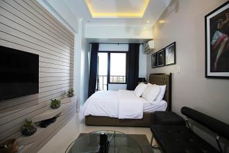 Studio Type Condo for Rent in Admiral Baysuite Malate Manila