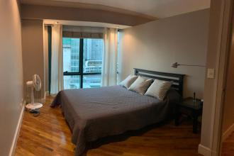Fully Furnished 2BR at Manansala Tower with Parking in Rockwell