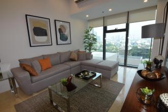 3BR Fully Furnished Unit for Rent at Grand Hyatt Manila Taguig