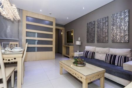 2 Bedroom Condo for Rent in The Luxe Residences Taguig