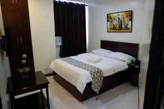 Fully Furnished Studio for Rent in Mannra Hotel Malate Manila