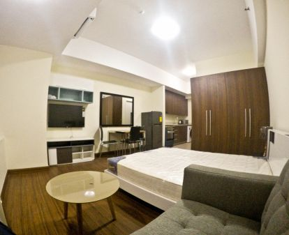Fully Furnished Studio Condo for Rent Shang Salcedo Place Makati