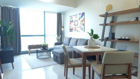 Modern 1 Bedroom in One Uptown Residence BGC