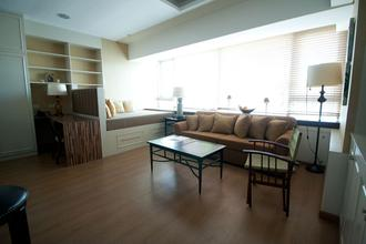 Fully Furnished Studio at St. Francis Shangri-La Place in Ortigas