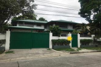 Unfurnished 4 Bedroom House for Rent at Ayala Alabang Village