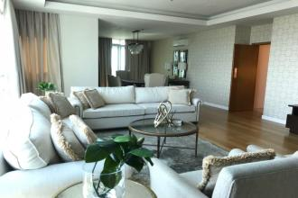 Fully Furnished 3 Bedroom Unit at Park Terraces for Rent
