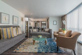 Luxurious 3 Bedroom Penthouse in Somerset Millenium Makati