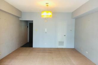 Semi Furnished Studio Unit at Greenbelt Chancellor for Rent