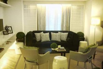 Nicely Furnished 1 Bedroom for Rent in Amorsolo Square