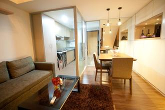 1BR Loft Fully Furnished at St Francis Shangri La Place Ortigas