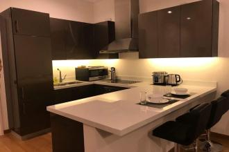 Spacious 1 Bedroom Furnished at Trumph Tower for Lease
