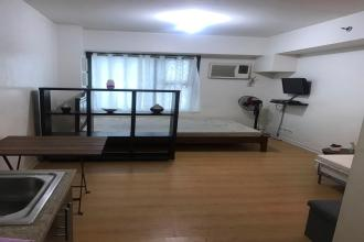 Fully Furnished Studio for Rent in Belton Place Makati