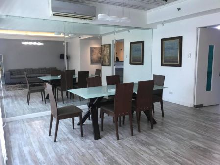 Fully Furnished 2 Bedroom Unit at One Salcedo Place for Rent