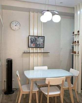1BR Fully Furnished Unit with Parking for Rent at Pearl Place